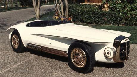 Mercer-Cobra Roadster 1965: Xe co ma dong 'dep xuat sac' - Anh 1