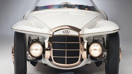 Mercer-Cobra Roadster 1965: Xe co ma dong 'dep xuat sac' - Anh 3