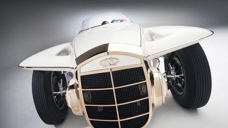 Mercer-Cobra Roadster 1965: Xe co ma dong 'dep xuat sac' - Anh 4
