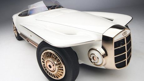 Mercer-Cobra Roadster 1965: Xe co ma dong 'dep xuat sac' - Anh 5