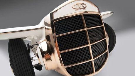 Mercer-Cobra Roadster 1965: Xe co ma dong 'dep xuat sac' - Anh 6