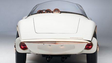 Mercer-Cobra Roadster 1965: Xe co ma dong 'dep xuat sac' - Anh 9