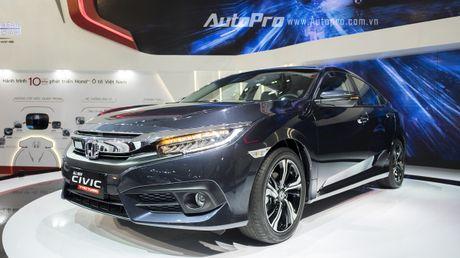 Honda Civic 2016 co gia tam tinh 979 trieu dong, khach hang choang vang - Anh 1