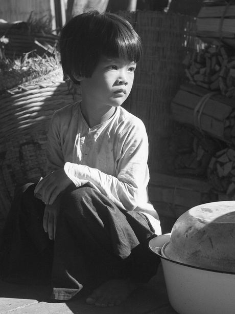 Anh chan dung 'net cang' ve nguoi Viet thap nien 1950 (1) - Anh 3