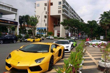 5 'sieu bo' Lamborghini tien ty dai nao Sai Gon - Anh 2