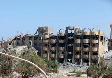 Muc kich quan doi Libya giao tranh ac liet phien quan IS - Anh 10