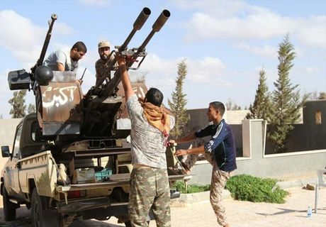 Muc kich quan doi Libya giao tranh ac liet phien quan IS - Anh 6