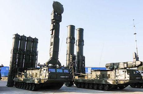 Lo dien doi tuong ten lua S-300V4 Nga o Syria 'ngam ban' - Anh 9