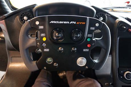 Sieu xe McLaren P1 GTR 'hang luot' gia 77,8 ty dong - Anh 10