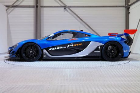 Sieu xe McLaren P1 GTR 'hang luot' gia 77,8 ty dong - Anh 2