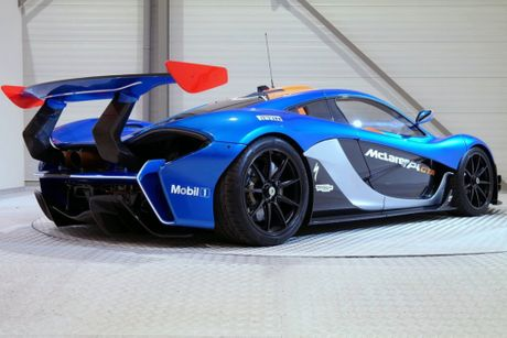Sieu xe McLaren P1 GTR 'hang luot' gia 77,8 ty dong - Anh 3