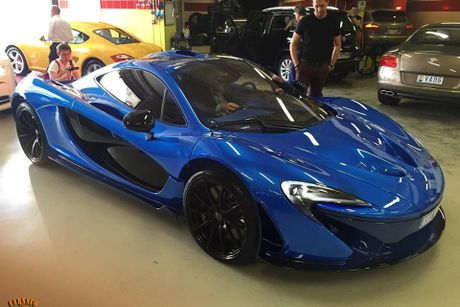 Sieu xe McLaren P1 GTR 'hang luot' gia 77,8 ty dong - Anh 4