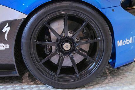 Sieu xe McLaren P1 GTR 'hang luot' gia 77,8 ty dong - Anh 6