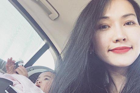 Dien vien Kim Hien phu nhan mang bau lan 3 - Anh 3