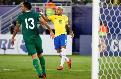 TRUC TIEP Brazil 4-0 Bolivia: Dieu samba troi day - Anh 1