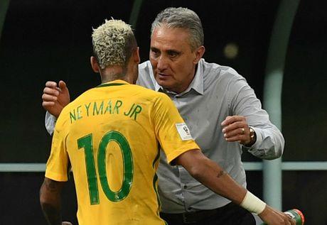 Brazil 5-0 Bolivia: Trieu dai moi cua...Neymar - Anh 1