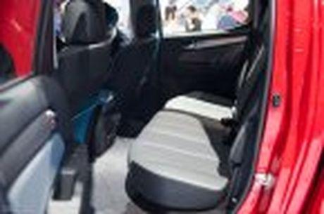 Chevrolet ra mat Colorado 2017, bo sung cong nghe, 5 phien ban, gia tu 619 trieu - Anh 12