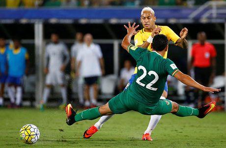 Brazil thang dam nhung Neymar do mau - Anh 3