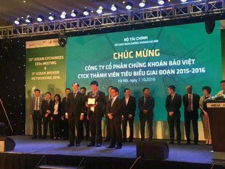 HNX vinh danh 15 CTCK tieu bieu giai doan 2015-2016 - Anh 7