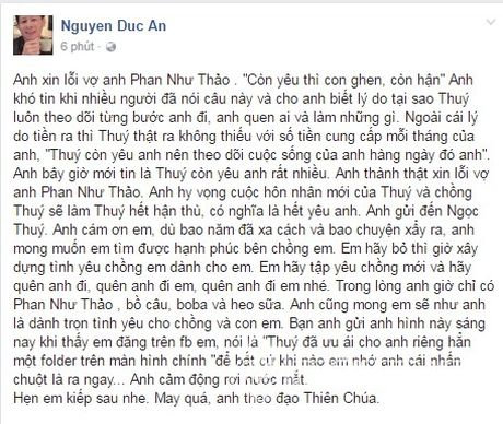 "Ngoc Thuy va chong cu - ""Cuoc chien"" bao gio ket thuc? - Anh 4"