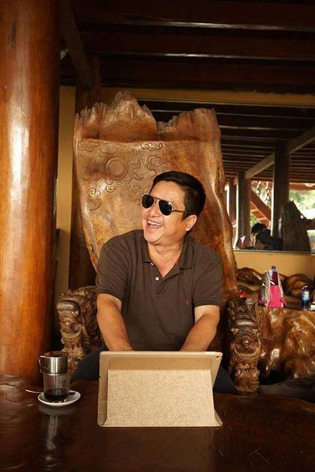 """Doan Trang """"du"""" chong Tay thuong thuc bun cha Ha Noi - Anh 9"""