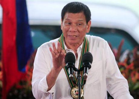 Duterte muon 'giai phong Philippines khoi xieng xich My' - Anh 1