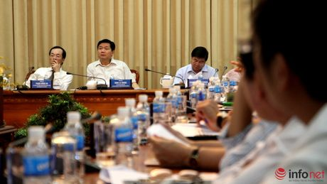 Lanh dao TP.HCM dong loat de nghi Trung uong uy quyen nhieu hon - Anh 1