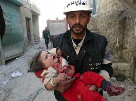 Nhung anh hung mu trang trong cuoc noi chien Syria - Anh 2