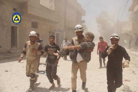 Nhung anh hung mu trang trong cuoc noi chien Syria - Anh 5