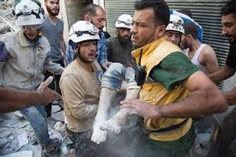 Nhung anh hung mu trang trong cuoc noi chien Syria - Anh 7
