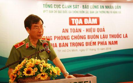 Tim giai phap chong buon lau thuoc la dia ban trong diem phia Nam - Anh 2