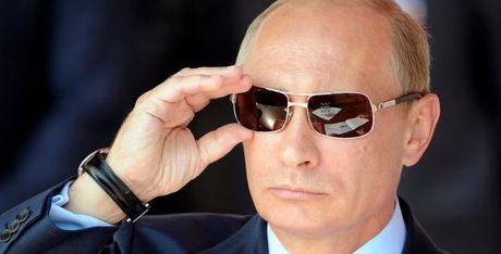 Tong thong Putin don sinh nhat lan thu 64 ra sao? - Anh 1