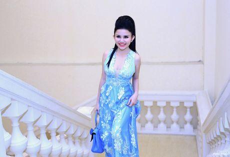 Sao Viet hoi ngo mung sinh nhat Janny Thuy Tran - Anh 1