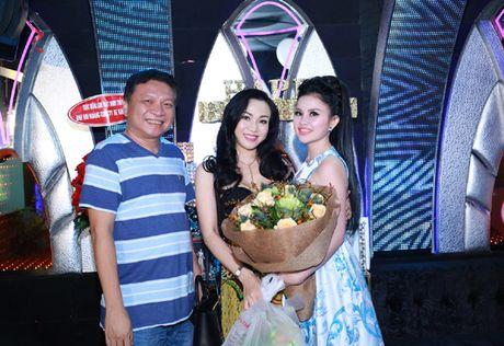 Sao Viet hoi ngo mung sinh nhat Janny Thuy Tran - Anh 7