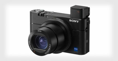 Sony ra mat may anh compact nhanh nhat the gioi - Anh 1