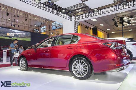 Dien kien xe sang Lexus GS Turbo 2016 moi gia 3,13 ti dong - Anh 4