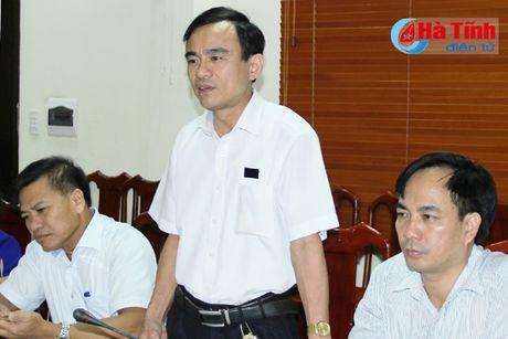 Cap THCS o Cam Xuyen khong to chuc day buoi 2 - Anh 2
