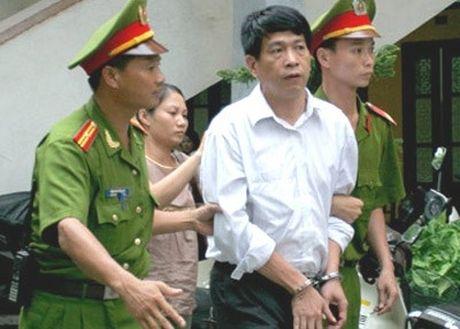 Tam dinh chi an tu voi nguyen TGD PMU 18 Bui Tien Dung - Anh 1