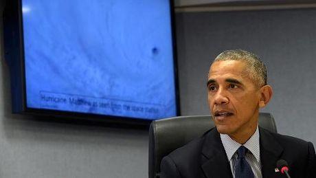 Sieu bao Matthew lam gan 300 nguoi chet o Haiti, ong Obama ban bo tinh trang khan cap tai My - Anh 1