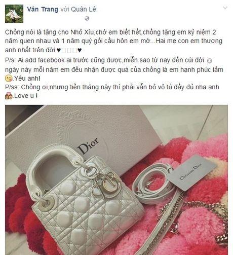 Dien vien 'Co dau dai chien' Van Trang sinh con gai dau long - Anh 2