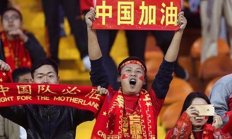 CDV Trung Quoc xuong duong doi lanh dao LDBD tu chuc sau tran thua Syria - Anh 1