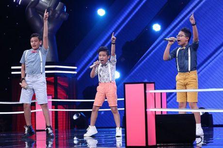 Ngay cang nhieu Gameshow phien ban nhi: Loi bat cap hai - Anh 1