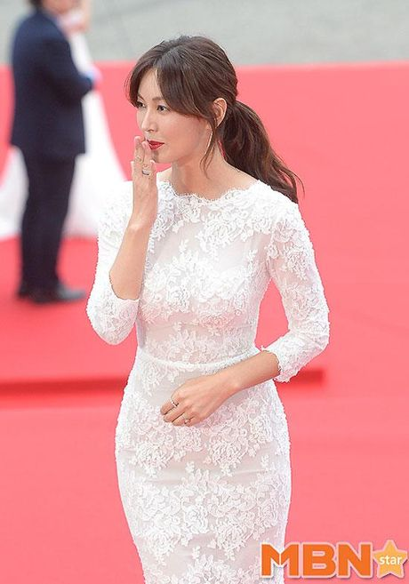 Korea Drama Awards: 'Hau due cua mat troi' gianh giai 'Phim hay nhat' - Anh 10