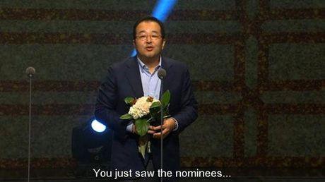 Korea Drama Awards: 'Hau due cua mat troi' gianh giai 'Phim hay nhat' - Anh 1