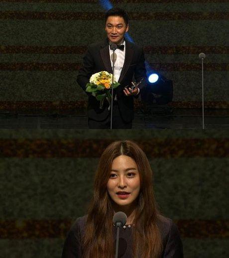 Korea Drama Awards: 'Hau due cua mat troi' gianh giai 'Phim hay nhat' - Anh 6