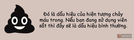 Xem hinh dang chat thai 'te nhi' biet ngay co the ban dang nhu the nao! - Anh 12