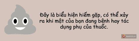 Xem hinh dang chat thai 'te nhi' biet ngay co the ban dang nhu the nao! - Anh 14
