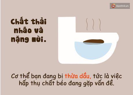 Xem hinh dang chat thai 'te nhi' biet ngay co the ban dang nhu the nao! - Anh 5