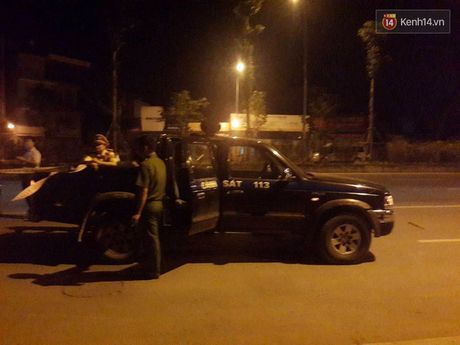 Ha Noi: Giay phut bat song nam thanh nien 19 tuoi cua co lai xe taxi trong dem - Anh 4