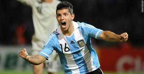 Video truc tiep Peru vs Argentina - Anh 1